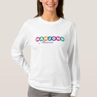 Mahjong Maven Long Sleeve Shirt