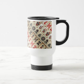 Mahjong Travel Mug