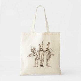 Mahler Conducting Budget Tote Bag