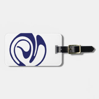 Mahler Luggage Tag