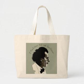 Mahler til ya Holler Jumbo Tote Bag