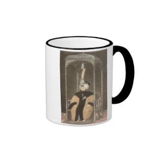 Mahmud II (1785-1839) Sultan 1808-39, from 'A Seri Coffee Mug