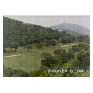 Mahogany Run Golf Course, St. Thomas Cutting Board
