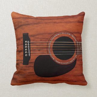 Mahogany Top Acoustic Guitar Cushion