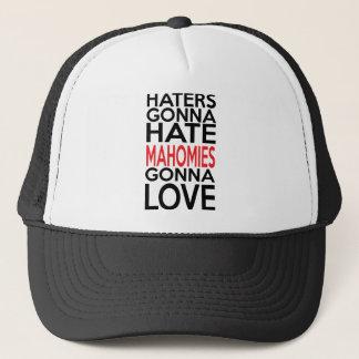 MAHOMIES TRUCKER HAT
