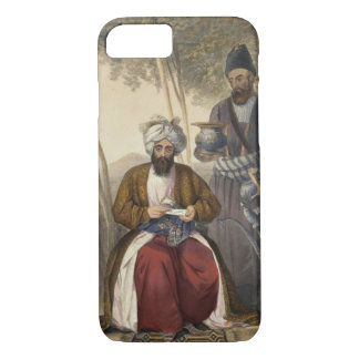 Mahommed Naib Shurreef, a Celebrated Kuzzilbach Ch iPhone 8/7 Case