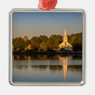 Mahone Bay Christmas Ornament