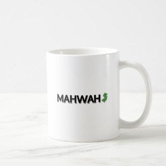 Mahwah, New Jersey Basic White Mug