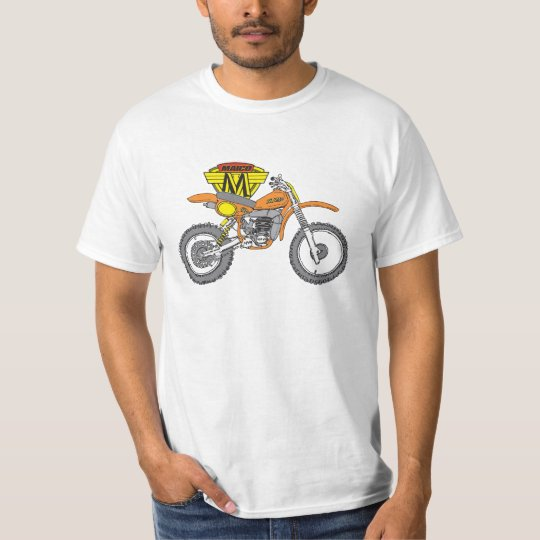 Maico Motocross cartoon teeshirt T-Shirt
