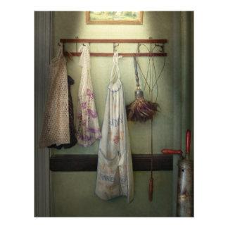 Maid - Always so much housework Flyer