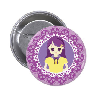 Maid Cafe Button #04