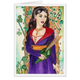 Maid Marian Card