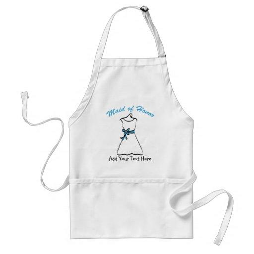 Maid of Honor apron