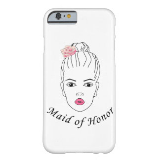 Maid of Honor Barely There iPhone 6 Case