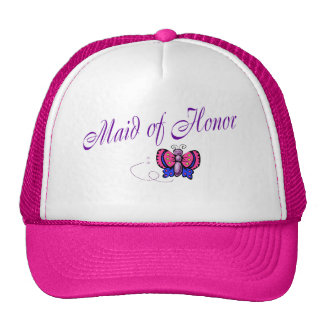 Maid Of Honor (Butterfly) Cap