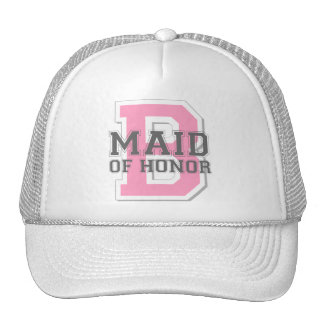 Maid of Honor Cheer Trucker Hat