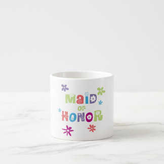 Maid of Honor Espresso Mug