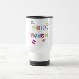 Maid of Honor Gifts and Favors Coffee Mug
