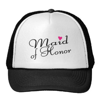 Maid Of Honor Hat