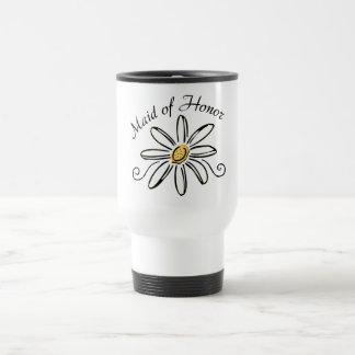 Maid of Honor Coffee Mugs