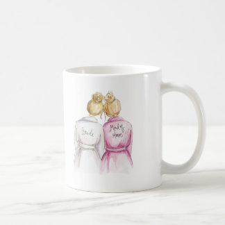 Maid of Honor? Mug Blonde Bride Blonde Maid