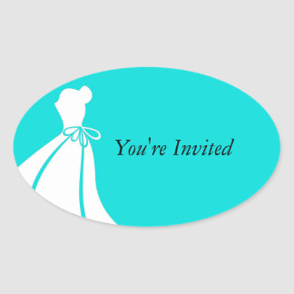 Maid of Honor or Bridesmaid Invite Envelope Seal
