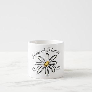 Maid of Honor Espresso Mugs
