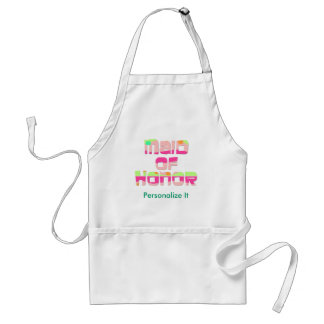 Maid of Honor Tees and Gifts Standard Apron