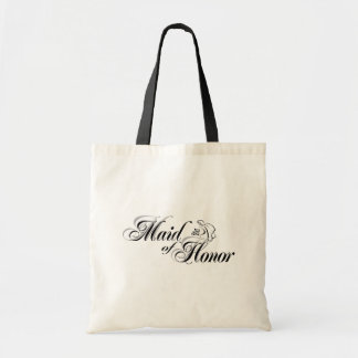 Maid of Honor Tote Budget Tote Bag