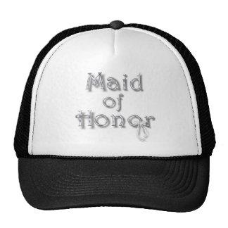 ♥ Maid of Honor ♥ Very Pretty Design ♥ Cap