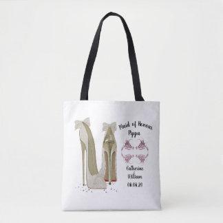 Maid of Honour Memento Tote Bag