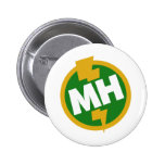 Maid of Honour Pinback Button