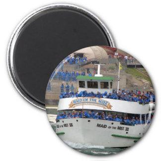 Maid of the Mist Boat - Niagara Falls Magnet