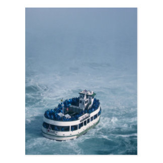 Maid of the Mist Close Up Niagara Falls, Canada Postcard