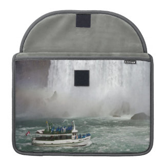 Maid Of The Mist Entering The Falls Sleeve For MacBook Pro
