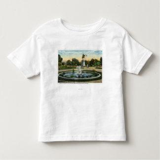 Maid of the Mist Fountain, Washington Statue Tshirts