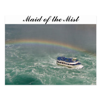 Maid of the Mist Post Card