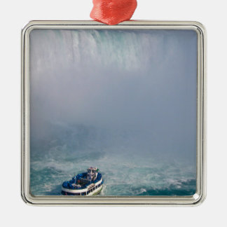 Maid of the Mist Rainbow Niagara Falls, Canada Christmas Ornament