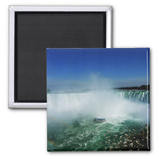 Maid of the Mist Square Magnet