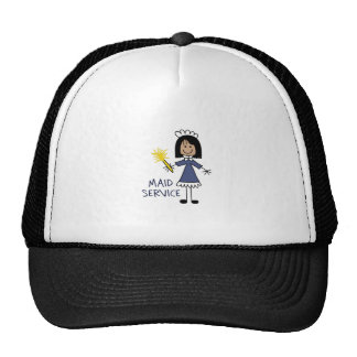 MAID SERVICE MESH HATS
