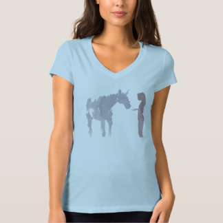 Maiden and a Horse (Women's) T-Shirt