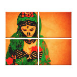 Maiden Hell Inc Day of the Dead Wall Art Canvas Prints