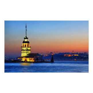 Maiden s Tower Poster