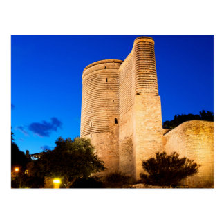 Maiden Tower Postcard
