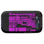 Maids of Honour Fun Gifts : Greatest Maid of Honou
