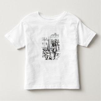 Maids of Taunton Kneeling before Duke of Toddler T-Shirt