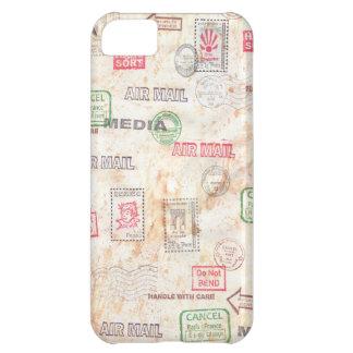Mail Art Design iPhone 5C Case
