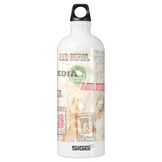 Mail Art Design SIGG Traveller 1.0L Water Bottle