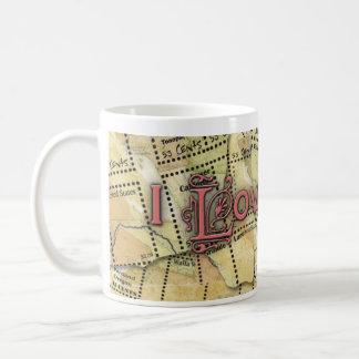 Mail Art Mug