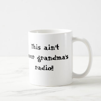 mail, BABES FOR ROCK, This ain'tyour grandma's ... Coffee Mug